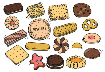 La France des biscuits