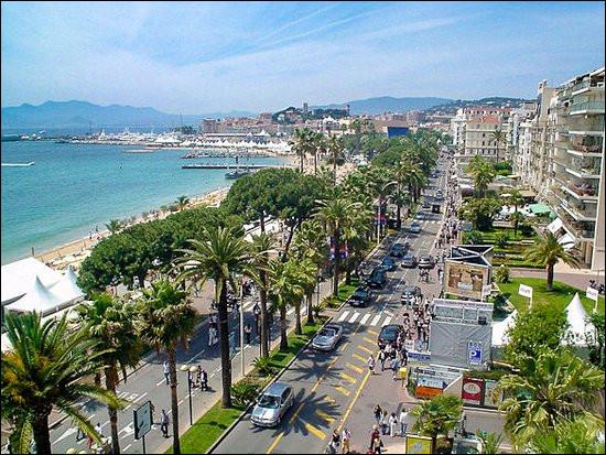 Quelle est la quantité de moquette rouge utilisée pendant le festival de Cannes ?
