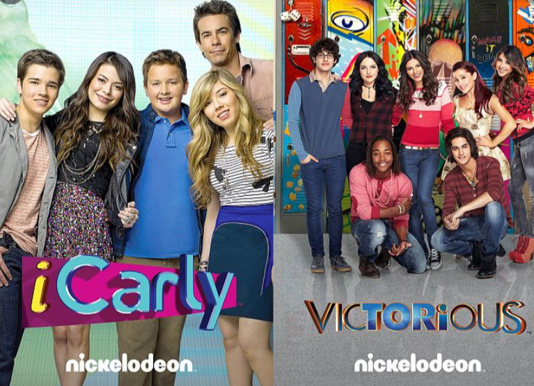 Victorious ou iCarly ?