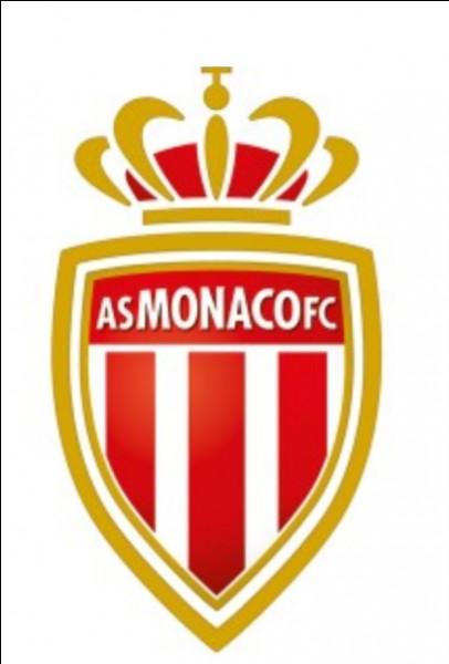 Quel joueur monégasque ayant gagné la Ligue 1 en 2017 n'a pas été nommé la même année dans l'équipe type ?