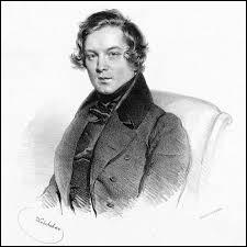 Quelle est la nationalité de Robert Schumann ?