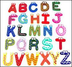 Quelle est la lettre la plus récente ?