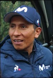 Dans quel sport peut-on voir Nairo Quintana ?