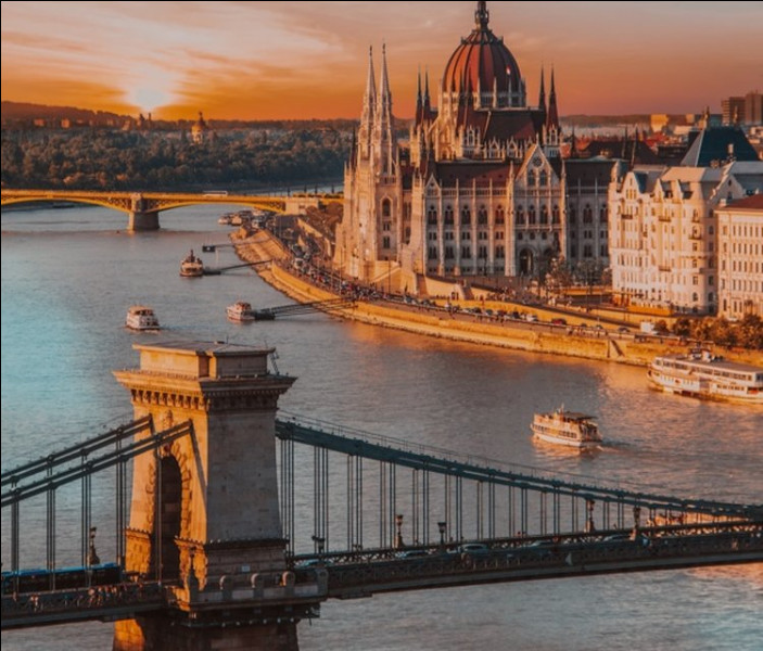 Ho comme Hongrie : quelle en est la capitale ?