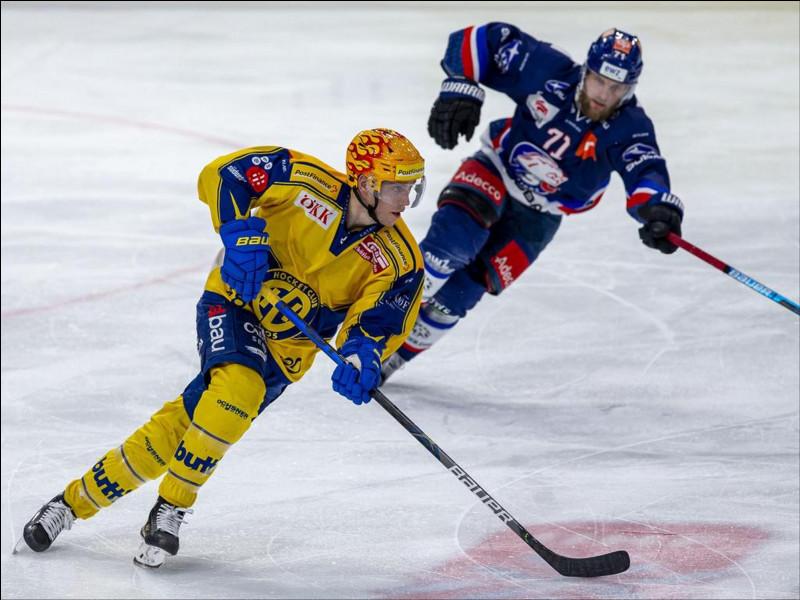 Ho comme Hockey : avec quoi joue-t-on au hockey sur glace ?