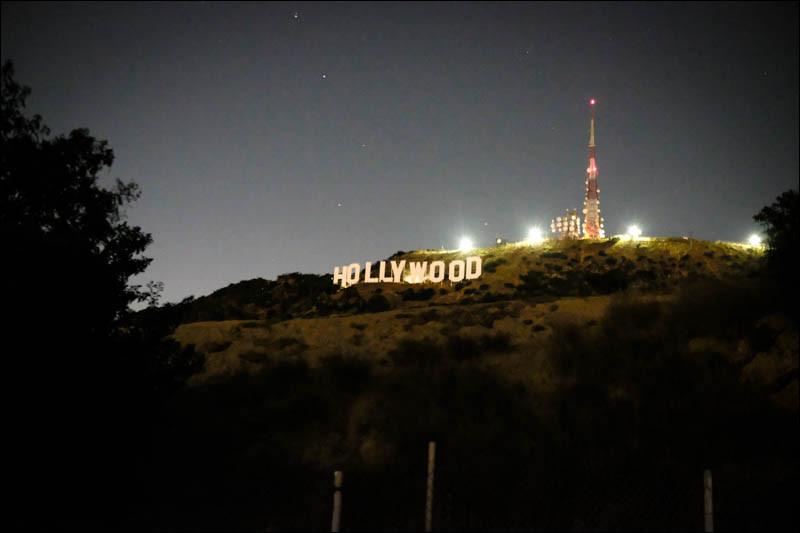 Ho comme Hollywood : dans quel État ?