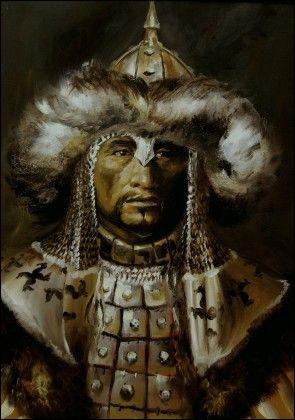 """Ce grand roi de l'Empire hunnique au Ve siècle, fut surnommé """"le fléau de Dieu"""", assaillant l'Empire romain et ravageant absolument tout sur son passage avec son armée de guerriers particulièrement violents . Qui est-il ?"""