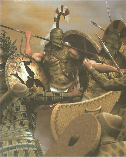 Fils de tyran, ce général athénien sera le vainqueur à la bataille de Marathon en 490 av J. -C. Qui est-il ?