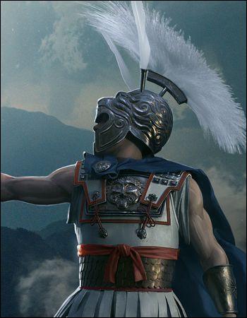 Ce général macédonien (356-323 av J. -C), grand conquérant, s'est taillé un empire en dix ans de l'Égypte aux portes de la Chine. Qui est-il ?