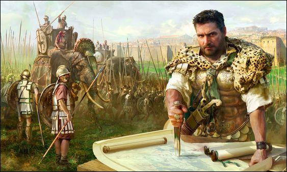 Ce général carthaginois (247-183 av J. -C) fit trembler les légions romaines et restera comme le plus grand ennemi que l'empire ait connu. Qui est-il ?