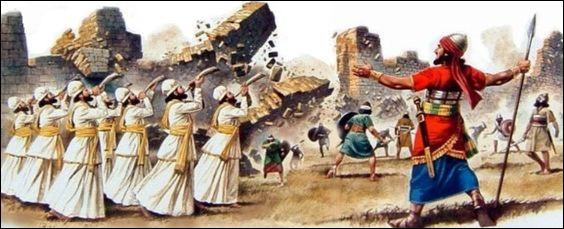 Successeur de Moïse, considéré comme un des plus grands chefs militaires de l'histoire biblique, pour sa conquête de la terre promise en sept ans. Qui est-il ?