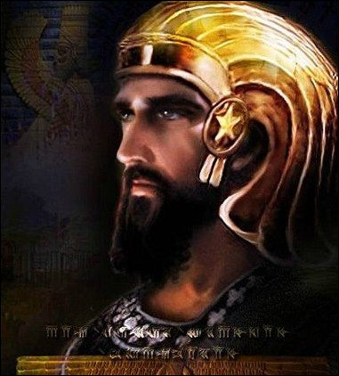 Fondateur de l'Empire perse en 559 av J. -C, ce roi conquiert en quelques années tout le Proche-Orient, l'Asie Mineure, l'Asie Centrale. Qui est-il ?