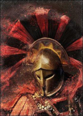 Le plus brave des rois de Sparte, avec ces 300 gardes personnelles se sacrifia héroïquement face à des milliers de Perse à la bataille des Thermopyles en 480 av J. -C . Qui est-il ?