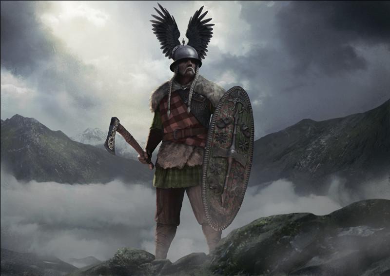 Ce noble gaulois utopiste, s'imagina malgré son courage vaincre le grand Jules César, l'apprendra à ces dépens au siège d'Alésia. Qui est-il ?