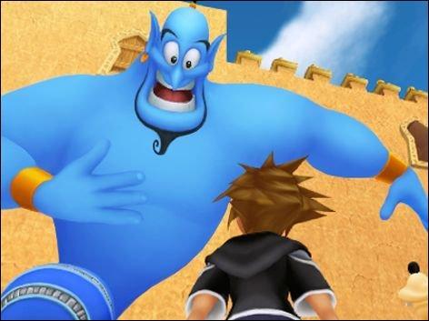 Comment s'appelle ce personnage tout bleu ?