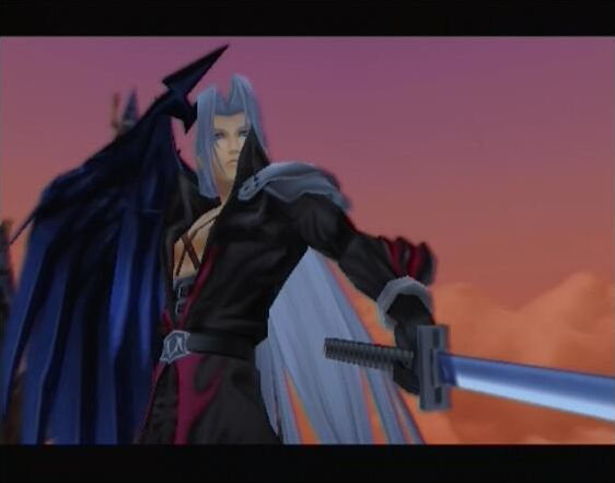 Personnages Kingdom Hearts