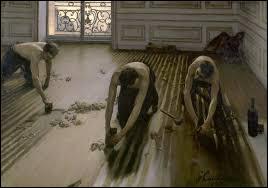 """Qui a peint """"Les Raboteurs de parquet"""" ?"""