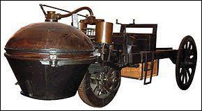 Qui a inventé le premier véhicule automobile ?