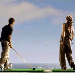 Saison 3 : Dans quel épisode John joue-t-il au golf avec Ronon ?