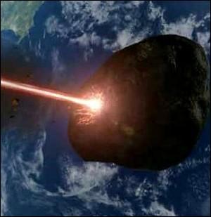Saison 3 : Dans l'épisode 'Nom de code : Horizon', qui dirige l'équipe qui part en F-302 pour dévier un astéroide afin qu'il bloque le rayon Asuran ?