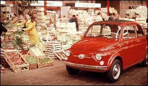 Comment se nomme ce modèle de première génération datant des années 50 ?