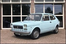 Comment s'appelle ce modèle datant des années 70 ?