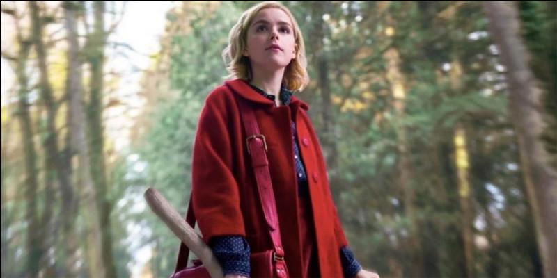 C'est le jour de ses 16 ans qu'elle apprend qu'elle est une sorcière !