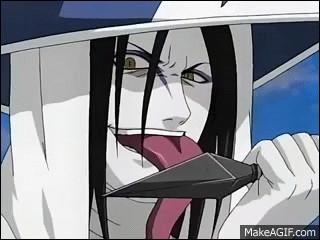 Vous l'avez vu dans Naruto !
