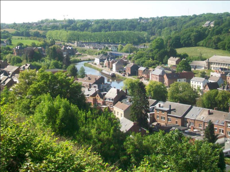 La Sambre prend sa source près du village de Fontenelle, situé à environ 200 mètres d'altitude sur le plateau de Saint-Quentin. Dans quel département cette source se situe-t-elle ?