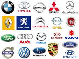 Logos des voitures