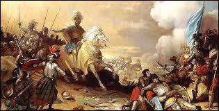 Lequel de ces rois a connu la bataille de Marignan ?