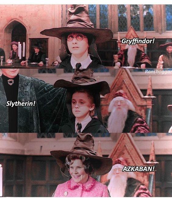 Qui est ton petit ami dans HP ?