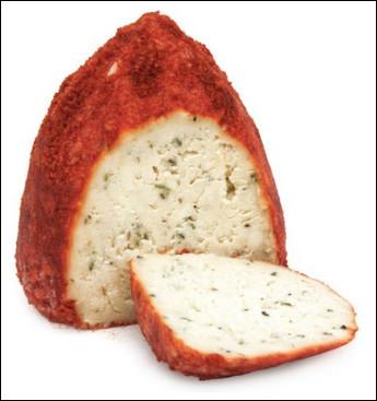 Quel est ce fromage de lait de vache, à pâte molle et à croûte lavée, fabriqué à partir de débris de maroilles, une spécialité du Nord ?