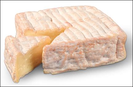 Quel est ce fromage à pâte molle, à croûte lavée, fabriqué avec du lait de vache cru ou pasteurisé, une spécialité de Normandie ?