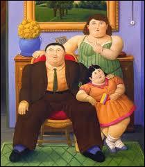 Quelle est la nationalité du peintre, Fernando Botero ?