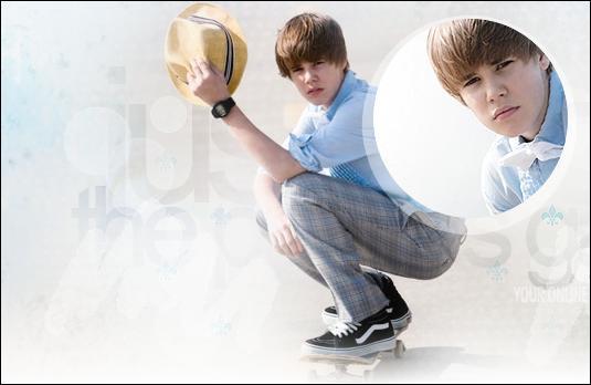 Comment s'appelle Justin Bieber ?