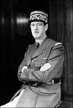 Le grand Charles de Gaulle était une personnalité de l'armée française. Mais quel était son grade ?