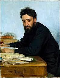 Quelle est la nationalité du peintre Ilia Répine ?
