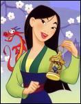 Elle a un charme exotique très oriental... ...