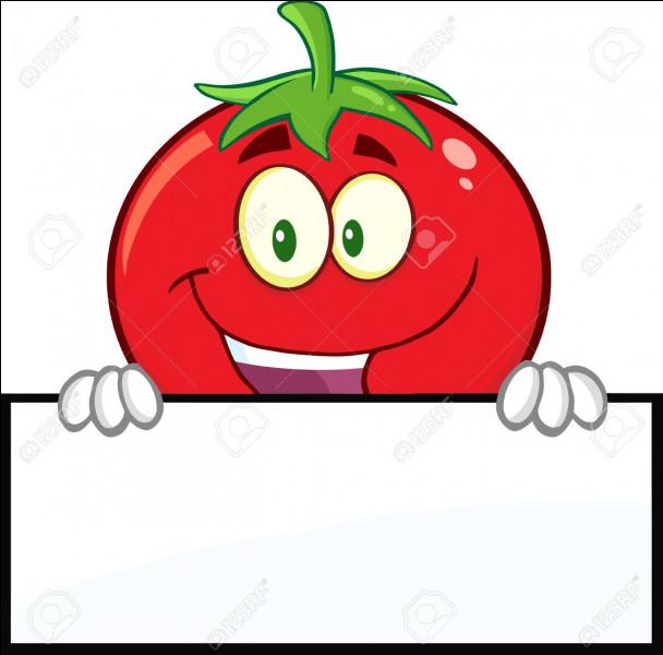 Trouve-t-on des tomates dans la salade cauchoise ?