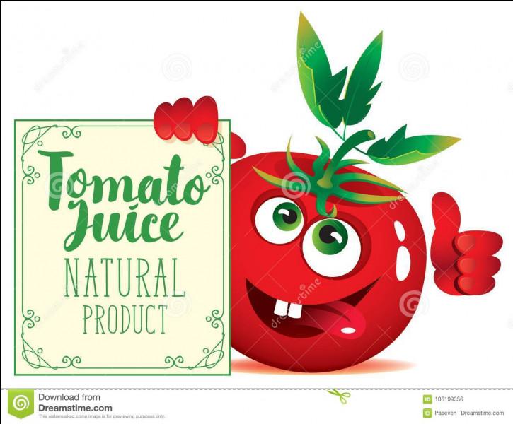Ah ! J'en vois qui préfèrent boire autre chose ! Une tomate ? On va vous servir une tomate ! Avec ou sans tomate ?