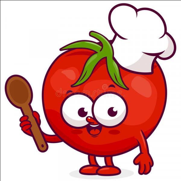 """Trouve-t-on de la tomate dans le plat nommé """"bohémienne"""" ?"""