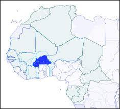 Lequel de ces pays s'appelait autrefois, la Haute-Volta ?