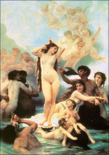 Je suis belle car je suis la déesse de la beauté, et je suis la fille de Zeus avec Athéna, Apollon, etc. Qui suis-je ?