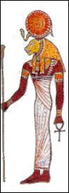 Dans quelle mythologie trouve-t-on la déesse Tefnout ?