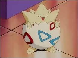 """Dans la première saison du dessin animé """"Pokémon"""", quel personnage possède un Togepi ?"""