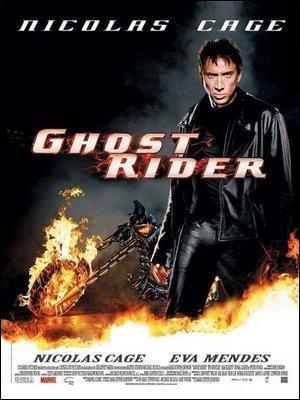 Le film (Ghost Rider) est sorti en quelle année ?