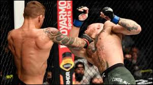 Contre qui Conor McGregor a-t-il récemment perdu son combat par K.O ? (janvier 2021)