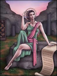 Dans la mythologie grecques, qui est la mère des 9 muses ?