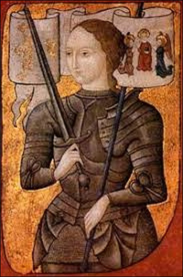 25 février 1429 : À Chinon, Jeanne d'Arc reconnaît le roi de France parmi un panel de gens. Quel était le nom du souverain de l'époque ?